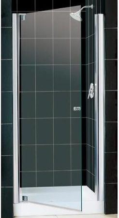 "TT WASHINGTON 32"" PIVOT GLASS DOOR DS-EFO7- 812"