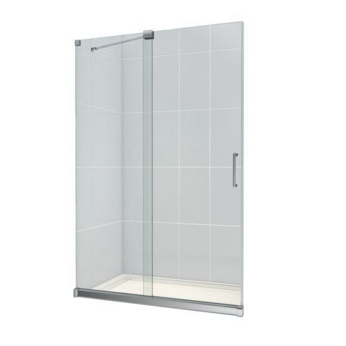 "TT BOSTON 48"" SLIDING DOOR SHOWER DS-EF202-1219"