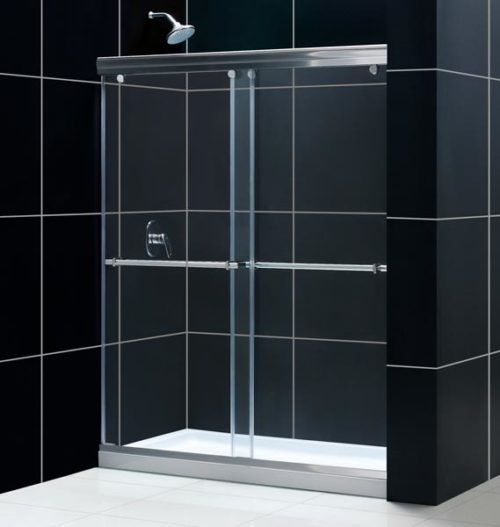 "TT ATLANTA 48"" SHOWER ENCLOSURE EF102 1219.2"