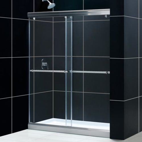 "TT ATLANTA 60"" SHOWER ENCLOSURE EF102 1524"