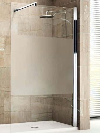 "TT BALTIMORE 24 "" FRAMELESS SHOWER E66-600"