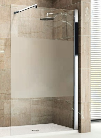 "TT BALTIMORE 46 "" FRAMELESS SHOWER E66-1175"